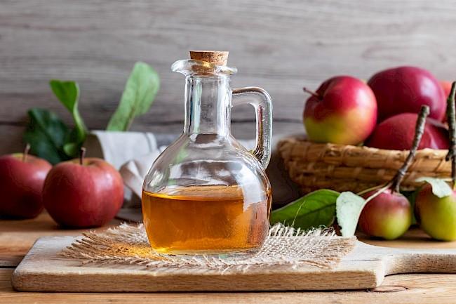 Ocet jabłkowy - kalorie, kcal, ile waży
