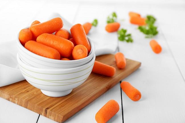 Mini marchewka - wartości odżywcze, witaminy, minerały