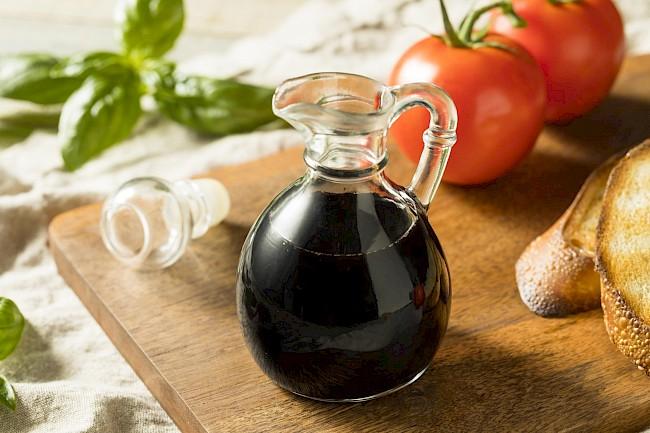 Ocet balsamiczny - kalorie, kcal, ile waży