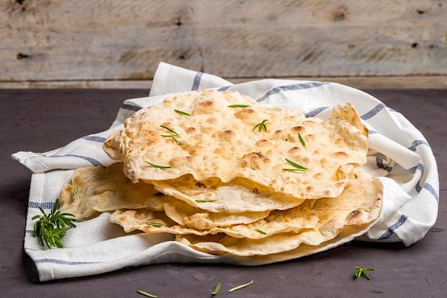 Chapati - kalorie, kcal, ile waży