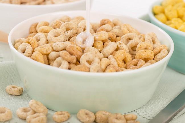 Cheerios - kalorie, kcal, ile waży