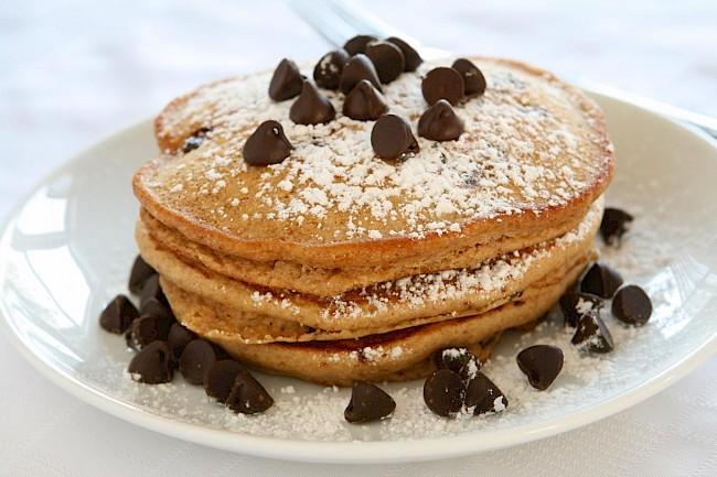 Pancake z czekoladą - wartości odżywcze, witaminy, minerały