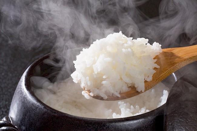 Ryż gotowany - kalorie, kcal, ile waży
