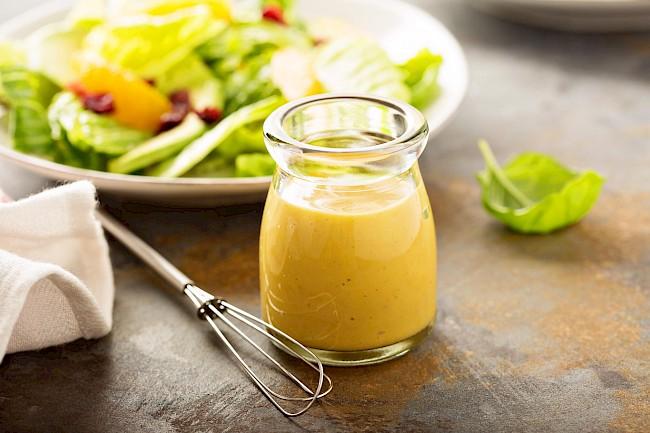 Musztarda miodowa - kalorie, kcal, ile waży