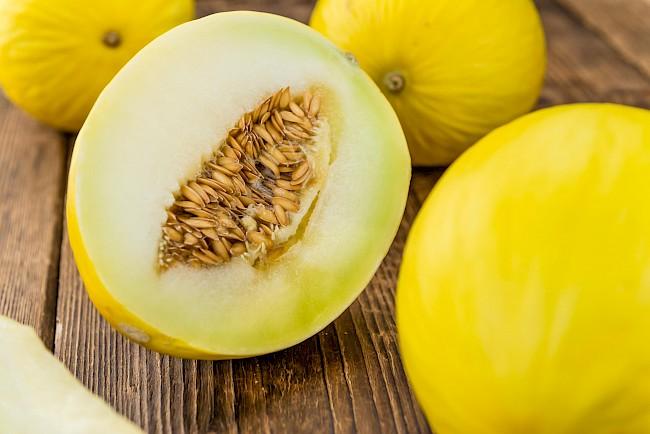 Melon miodowy - kalorie, kcal, ile waży