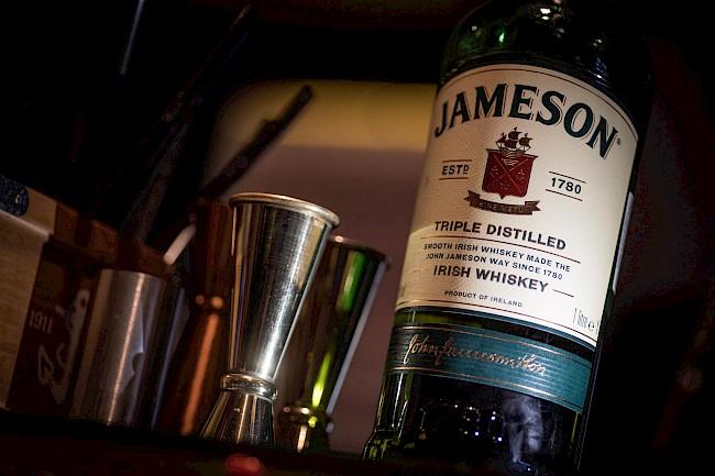 Jameson - kalorie, kcal, ile waży