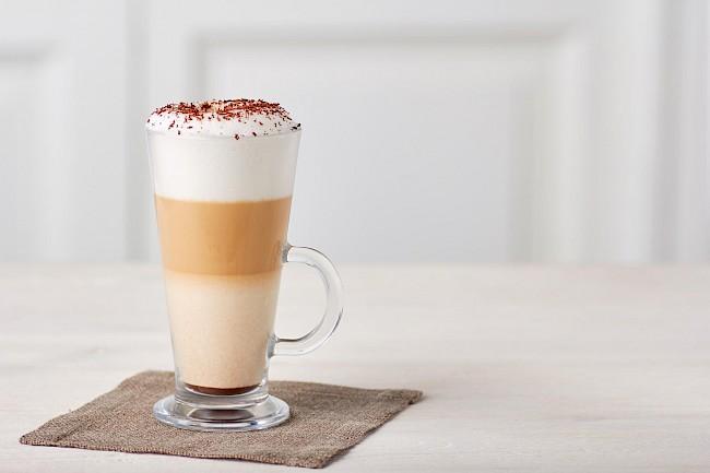 Latte Macchiato - kalorie, kcal, ile waży