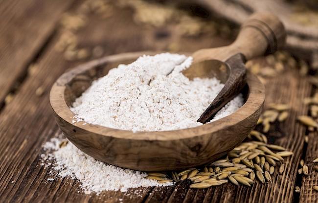 Mąka owsiana - wartości odżywcze, witaminy, minerały