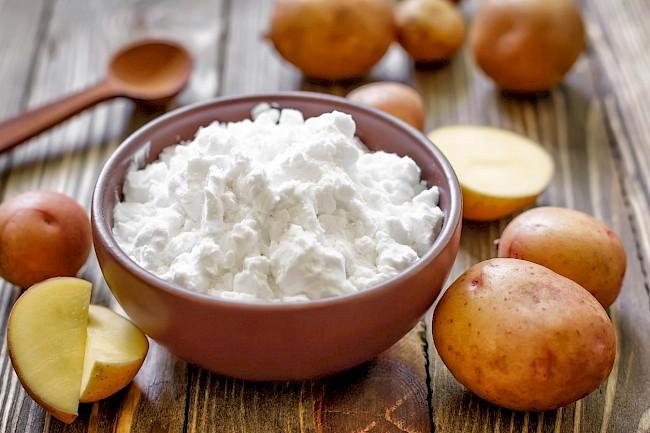 Mąka ziemniaczana - kalorie, kcal, ile waży