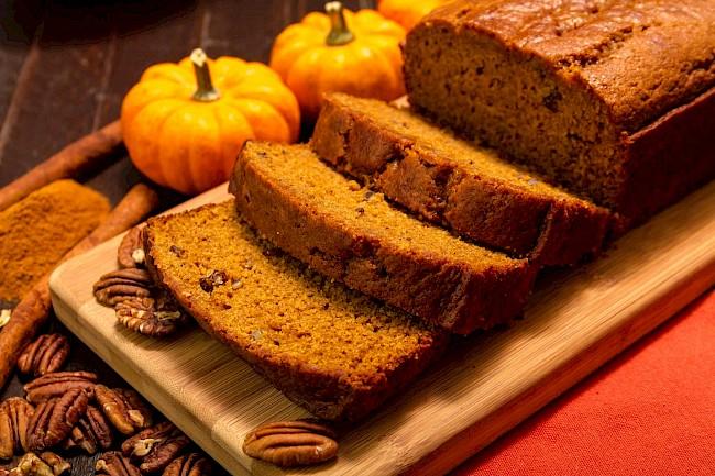 Chleb dyniowy - kalorie, kcal, ile waży