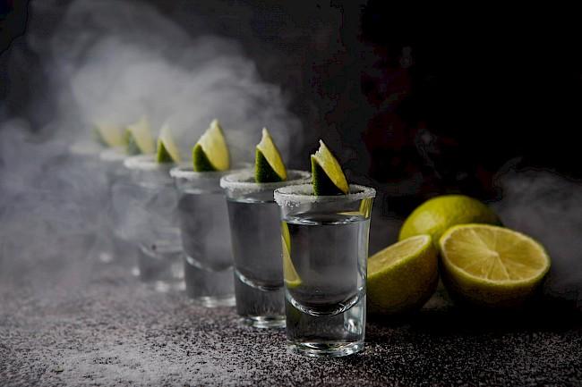 Tequila - wartości odżywcze, witaminy, minerały