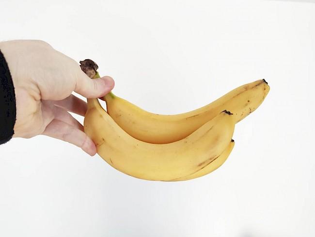 Banan - kalorie, kcal, ile waży