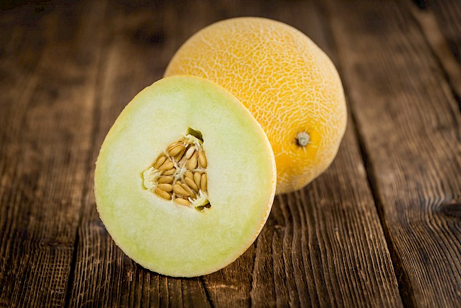 Melon (Kantalupa) - kalorie, kcal, ile waży