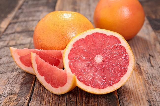 Grejpfrut - kalorie, kcal, ile waży