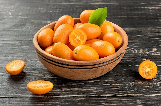 Kumkwat - kalorie, kcal, ile waży