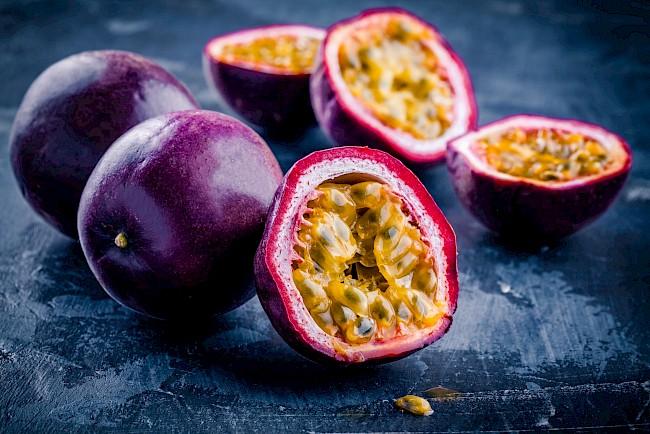 Marakuja - kalorie, kcal, ile waży