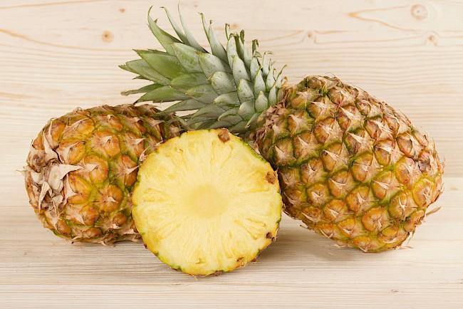 Ananas - kalorie, kcal, ile waży