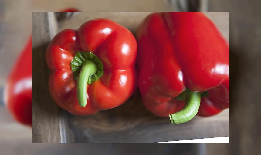 Papryka - kalorie, kcal, ile waży