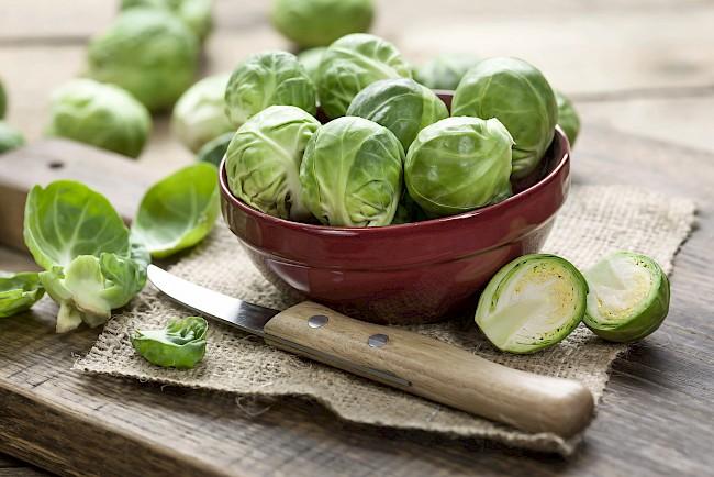 Brukselka - kalorie, kcal, ile waży