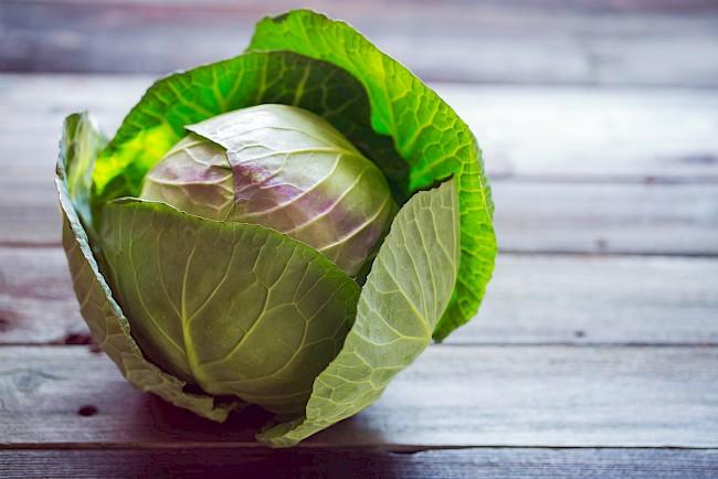 Kapusta - kalorie, kcal, ile waży