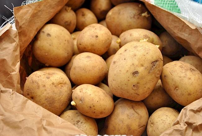 Ziemniaki - kalorie, kcal, ile waży