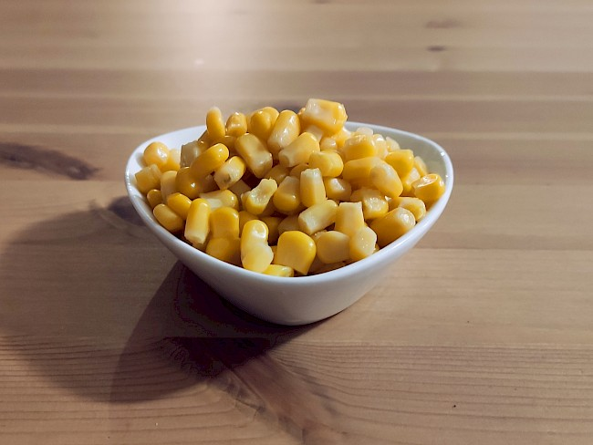 Kukurydza - kalorie, kcal, ile waży
