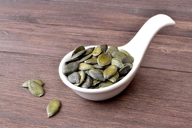 Nasiona dyni - kalorie, kcal, ile waży