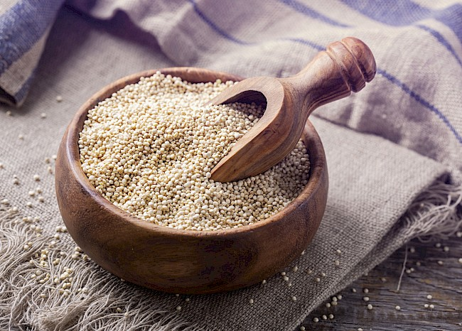 Komosa ryżowa - kalorie, kcal, ile waży