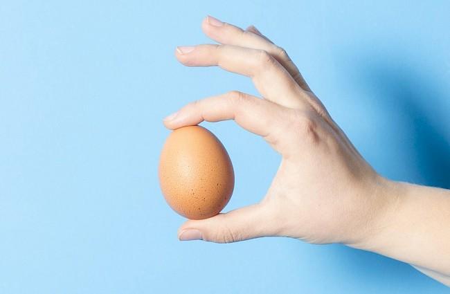 Jajko - kalorie, kcal, ile waży