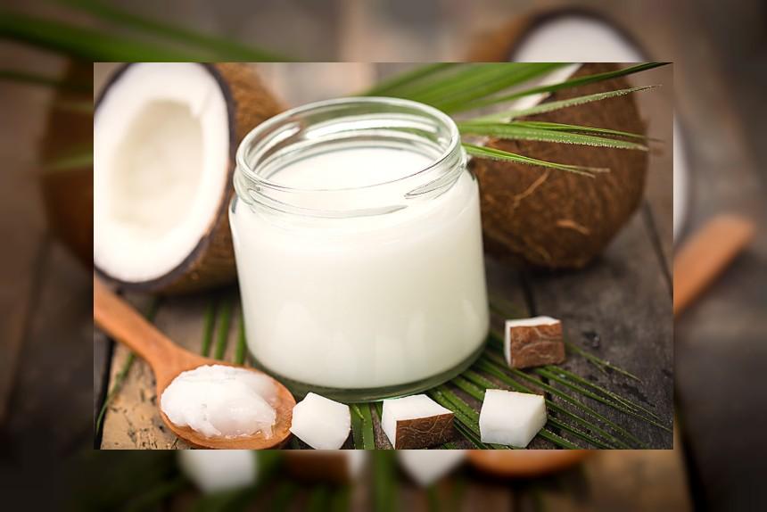 Olej kokosowy - kalorie, kcal, ile waży