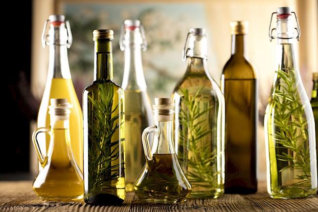 Oliwa z oliwek - wartości odżywcze, witaminy, minerały
