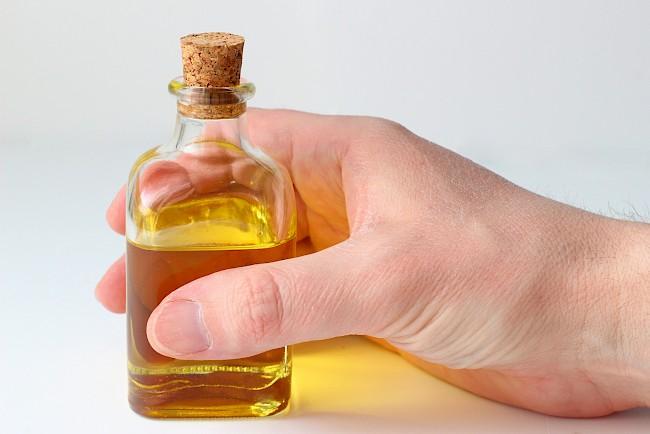 Olej palmowy - kalorie, kcal, ile waży