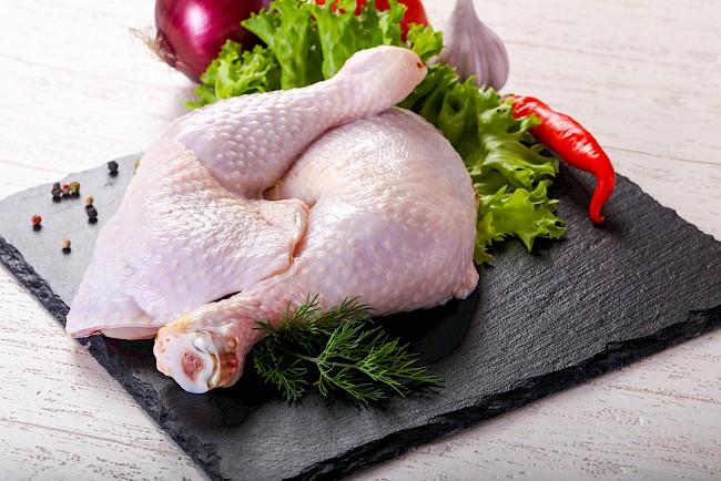 Udko z kurczaka - wartości odżywcze, witaminy, minerały