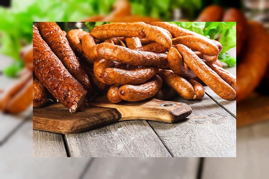 Kiełbasa - kalorie, kcal, ile waży