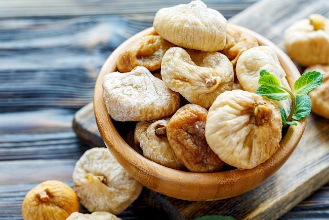 Suszona figa - wartości odżywcze, witaminy, minerały