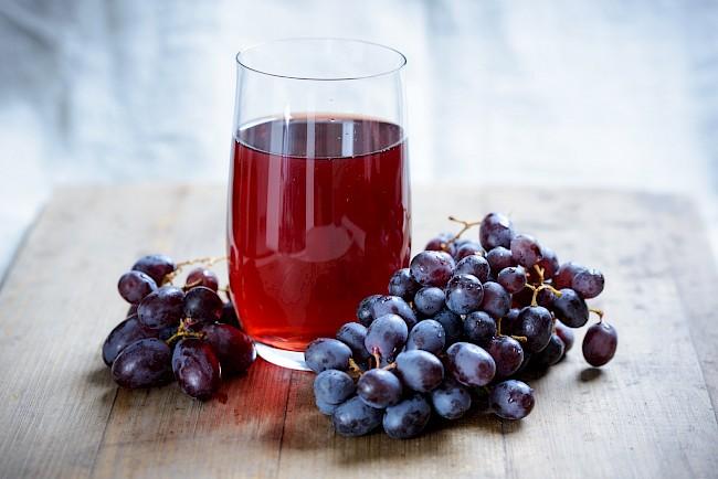Sok winogronowy - kalorie, kcal, ile waży