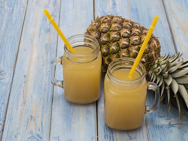 Sok ananasowy - kalorie, kcal, ile waży
