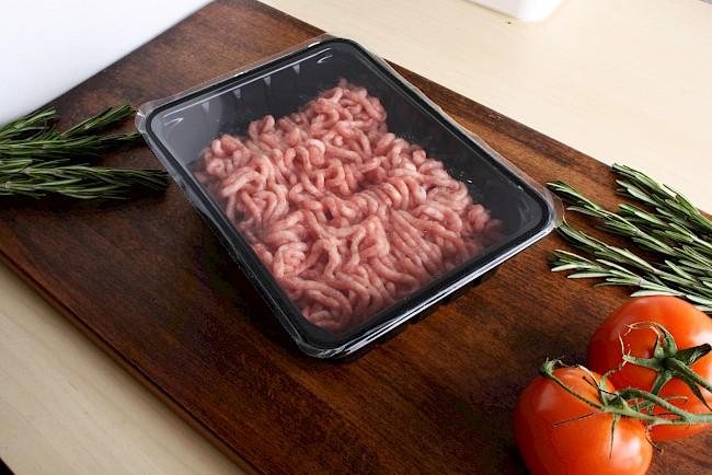 Mięso mielone wieprzowe - kalorie, kcal, ile waży
