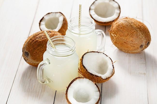 Woda kokosowa - wartości odżywcze, witaminy, minerały