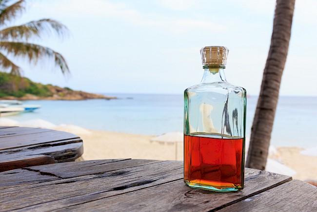Rum - wartości odżywcze, witaminy, minerały