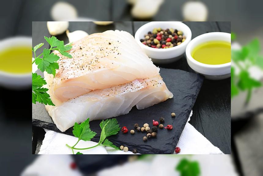Dorsz (mięso, filet) - kalorie, kcal, ile waży