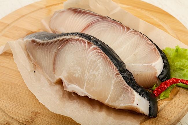 Mięso z rekina - kalorie, kcal, ile waży