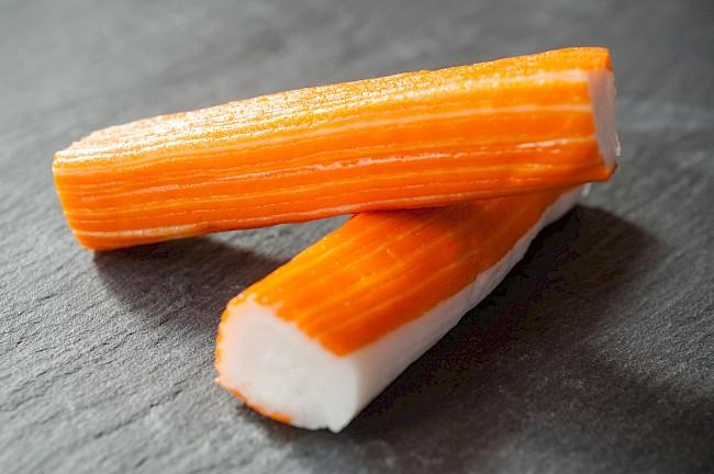Surimi (paluszki) - wartości odżywcze, witaminy, minerały