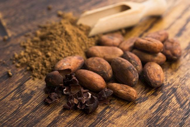 Kakao - kalorie, kcal, ile waży