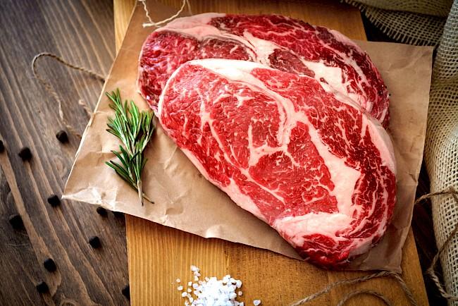 Stek (wołowy) - wartości odżywcze, witaminy, minerały