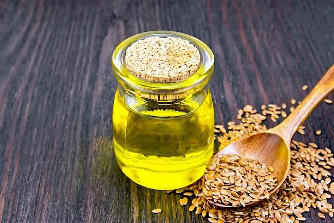 Olej lniany - wartości odżywcze, witaminy, minerały