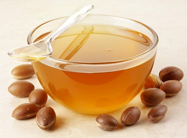 Olej arganowy - kalorie, kcal, ile waży