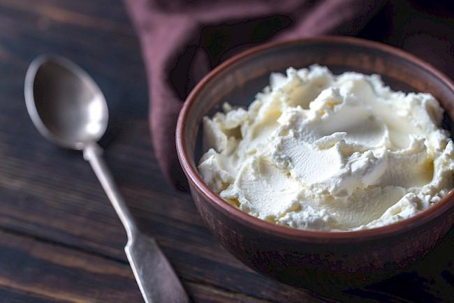 Ser Mascarpone - kalorie, kcal, ile waży