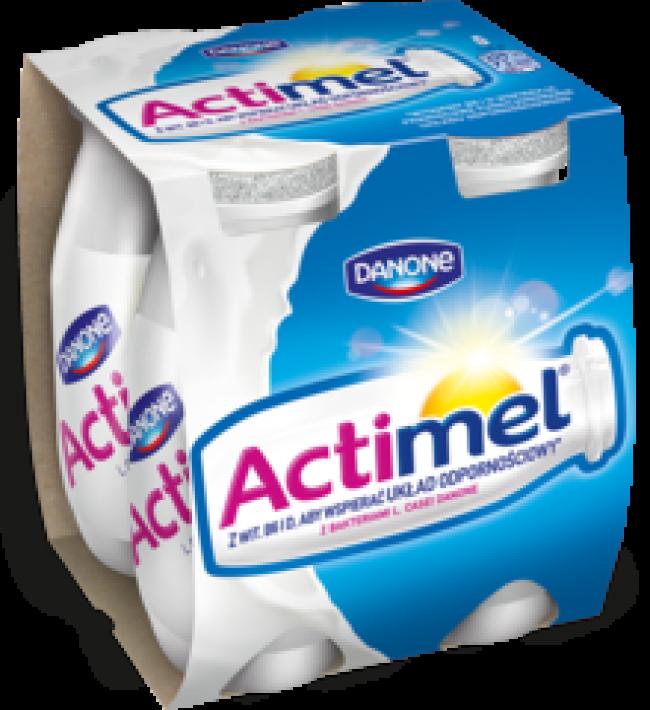 Actimel - wartości odżywcze, witaminy, minerały