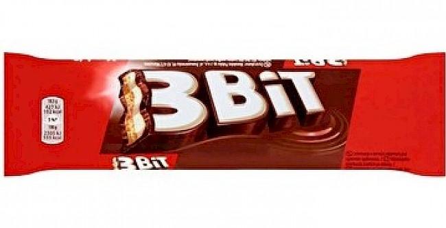 3bit - kalorie, kcal, ile waży